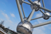 photo architecture atomium  bruxelles : Atomium
